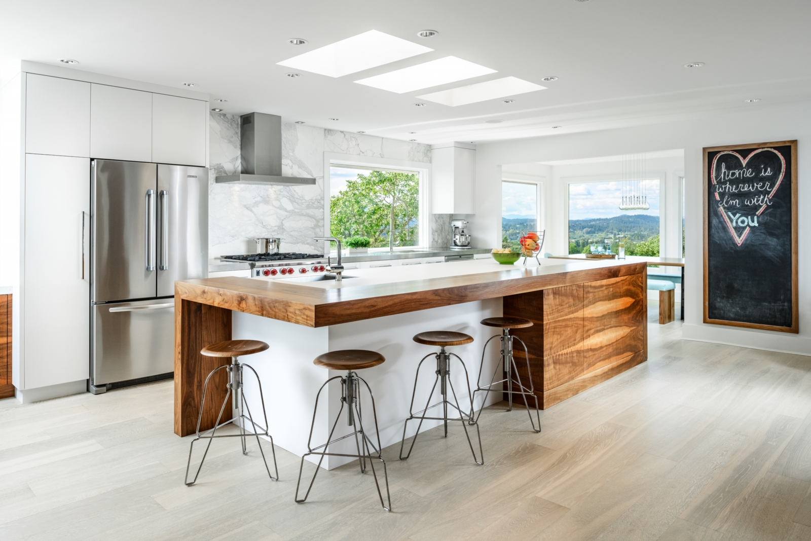 Kitchen Design Trends 2015 the 2015 kitchen: what's in, what's out | home design & decor